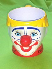 Buy VINTAGE Ringling Bros. and Barnum & Bailey Circus CLOWN Mug 1980s