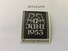 Buy Germany Berlin Revolt of June 20p mnh 1953