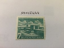 Buy Germany Berlin Buildings 7p mnh 1953