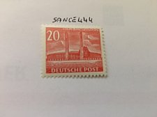 Buy Germany Berlin Buildings 20p mnh 1953