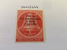 Buy Germany Berlin Bell of Liberty overp. mnh