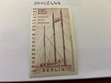 Buy Germany Berlin Industrial Fair mnh 1956