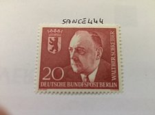 Buy Germany Berlin Walther Schreiber mnh 1960
