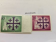 Buy Germany Berlin Evangelical Church mnh 1961