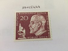 Buy Germany Berlin Robert Koch mnh 1960