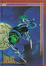 Buy Splice - 1993 Marvel Comic Trading Card #66