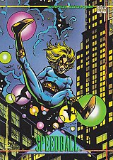 Buy Speedball - 1993 Marvel Comic Trading Card #23