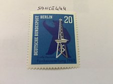 Buy Germany Berlin Radio mnh 1963