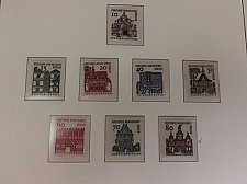 Buy Germany Berlin Buildings mnh 1964