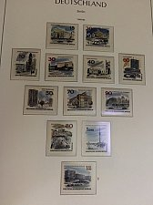 Buy Germany Berlin Buildings mnh 1965