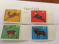 Buy Germany Berlin Deer Animals mnh 1966