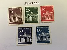 Buy Germany Berlin Brandenburger mnh 1966