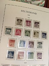 Buy Germany Berlin Constructions 16v mnh 1966