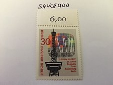 Buy Germany Berlin Radio mnh 1967