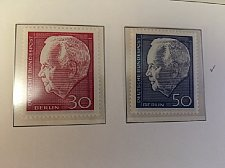 Buy Germany Berlin Heinrich Lubke mnh 1967