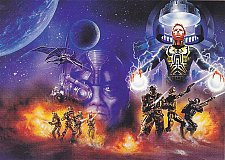 Buy Captain Power #1 - Royo 2 1994 Fantasy Art Trading Card
