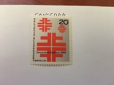 Buy Germany Berlin Turnfest mnh 1968