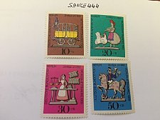Buy Germany Berlin Charity mnh 1969