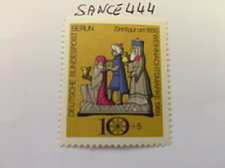 Buy Germany Berlin Christmas mnh 1969