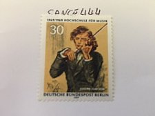 Buy Germany Berlin School of music mnh 1969