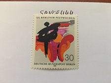 Buy Germany Berlin Festival mnh 1970