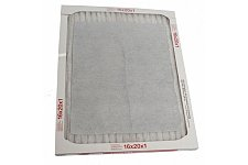 "Buy SMELLRID Reusable Activated Carbon Air Purifying Furnace Filter: 16""x16"" - Cut to"