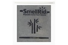 """Buy SMELLRID Reusable Universal Activated Carbon Cloth: 16""""x 16"""" Sheet- Cut to Fit"""