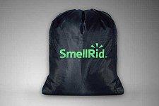 "Buy SMELLRID Reusable Activated Charcoal Odor Proof Bag: Large 24"" x 28"" Bag"