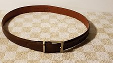 Buy Neil Martin Casual Brown Genuine Leather Belt