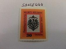 Buy Germany Berlin Reich 1871 mnh 1971