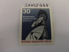 Buy Germany Berlin Radio mnh 1971