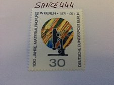 Buy Germany Berlin Metal Research mnh 1971