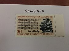 Buy Germany Berlin Brandenburg mnh 1971