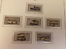 Buy Germany Berlin Transports mnh 1973
