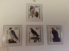 Buy Germany Berlin Birds of Prey mnh 1973