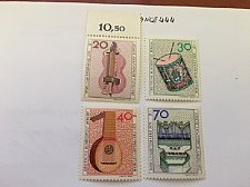 Buy Germany Berlin Musical Instruments Charity mnh 1973