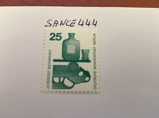 Buy Germany Berlin Preventing accidents 25p mnh 1972