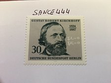 Buy Germany Berlin Gustav Kirchhoff mnh 1974