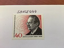 Buy Germany Berlin Adolf Slaby mnh 1974