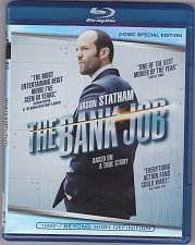 Buy The Bank Job - Blu-ray Disc 2008, 2-Disc Set - Like New