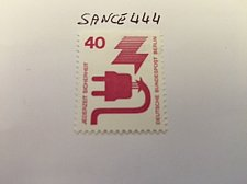 Buy Germany Berlin Preventing accidents 40p imperf. top mnh 1974