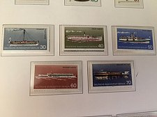 Buy Germany Berlin Transports mnh 1975