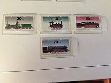 Buy Germany Berlin Locomotives mnh 1975