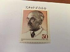 Buy Germany Berlin Ferdinand Sauerbruch mnh 1975