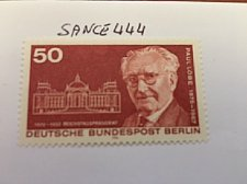 Buy Germany Berlin Paul Lobe mnh 1975