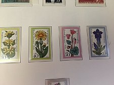 Buy Germany Berlin Flowers 4v mnh 1975