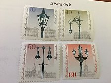 Buy Berlin Street lighting mnh 1979