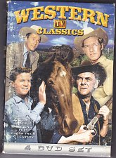 Buy Western TV Classics - Sky King, Wagon Train, Fury & Adventures of Kit Carson - Good