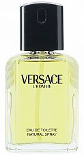 Buy VERSACE L'HOMME Cologne parfume fragrance 3.3 / 3.4 oz NEW tester
