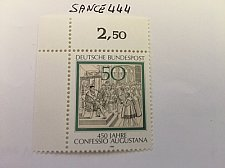 Buy Germany Augsburg mnh 1980